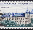France 1960 Chateau de Blois