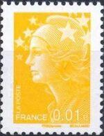 France 2008 Marianne & Europe a