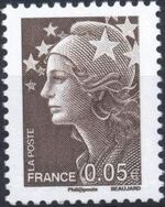 France 2008 Marianne & Europe b