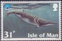Isle of Man 1998 Year of the Ocean - Marine Mammals d
