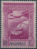 Mozambique 1938 Portuguese Colonial Empire (Airmail Stamps) i