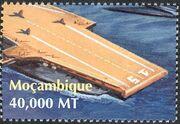 Mozambique 2002 Ships m