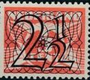 Netherlands 1940 Numerals - Stamps of 1926-1927 Surcharged