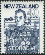 New Zealand 1990 150th Anniversary of the First Postage Stamps e