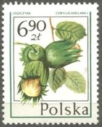 Poland 1977 Forest Fruits h