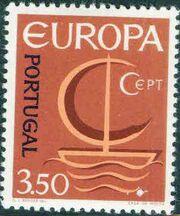 Portugal 1966 Europa b