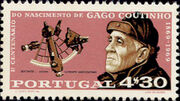 Portugal 1969 100th Anniversary of the birth of Admiral Gago Coutinho d
