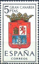 Spain 1963 Coat of Arms - 2nd Group g