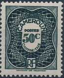 Cameroon 1947 Postage Due Stamps b