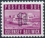 Guernsey 1969 Castle Cornet and St. Peter Port a