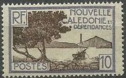 New Caledonia 1928 Definitives e
