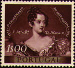 Portugal 1953 Centenary of Portugal's First Postage Stamp b