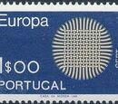 Portugal 1970 Europa