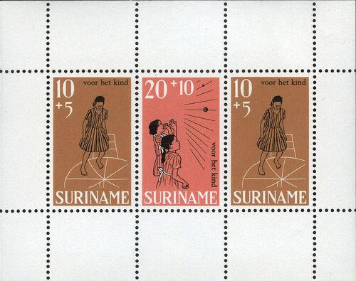 Surinam 1968 Child Welfare MSa