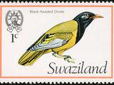 Swaziland 1976 Birds
