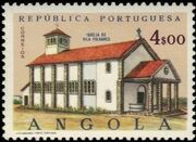 Angola 1963 Churches l