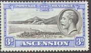 Ascension 1934 George V and Sights of Ascension e