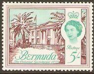 Bermuda 1962 Definitive Issue o