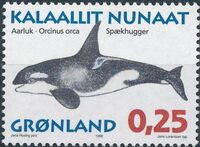 Greenland 1996 Whales a