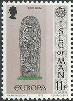Isle of Man 1978 Europa d