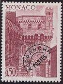 Monaco 1976 Clock Tower - 1st Series a