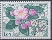 Monaco 1983 The Four Seasons of the Apple Tree a