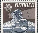 Monaco 1988 EUROPA - Transport and Communications