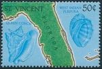 St Vincent 1989 500th Anniversary of Discovery of America 1992 a