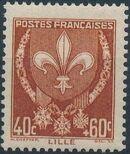 France 1941 Coat of Arms (Semi-Postal Stamps) b