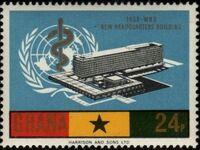 Ghana 1966 Inauguration of WHO Headquarters c