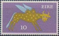 Ireland 1971 Old Irish Animal Symbols m
