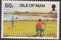 Isle of Man 1997 Golf d