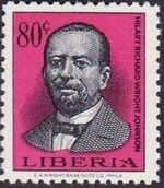 Liberia 1967 Liberian Presidents c
