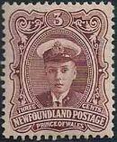 Newfoundland 1911 Royal Family c