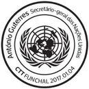 Portugal 2017 António Guterres - UN Secretary-General PMc
