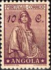 Angola 1932 Ceres - New Values c