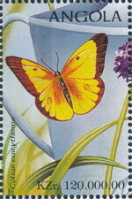 Angola 1998 Butterflies (1st Group) d