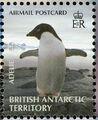 British Antarctic Territory 2006 Penguins of the Antarctic c.jpg