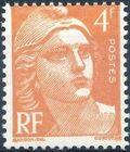 France 1948 Marianne type Gandon c
