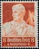 Germany-Third Reich 1934 Professions e