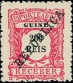 Guinea, Portuguese 1911 Postage Due Stamps i.jpg