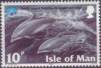 Isle of Man 1998 Year of the Ocean - Marine Mammals a