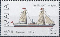 Malta 1985 Maltese Ships (3rd Series) c