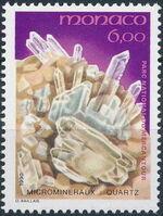 Monaco 1990 Mercantour National Park - Micro-Minerals f
