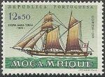 Mozambique 1963 Development of Sailing Ships q