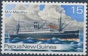 Papua New Guinea 1976 Ships of the 1930s b