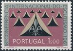 Portugal 1962 18th Boy Scout World Conference c