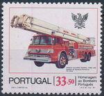 Portugal 1981 Homage to the Portuguese Fireman d