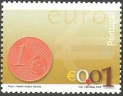 Portugal 2002 Euro a