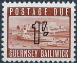 Guernsey 1969 Castle Cornet and St. Peter Port g